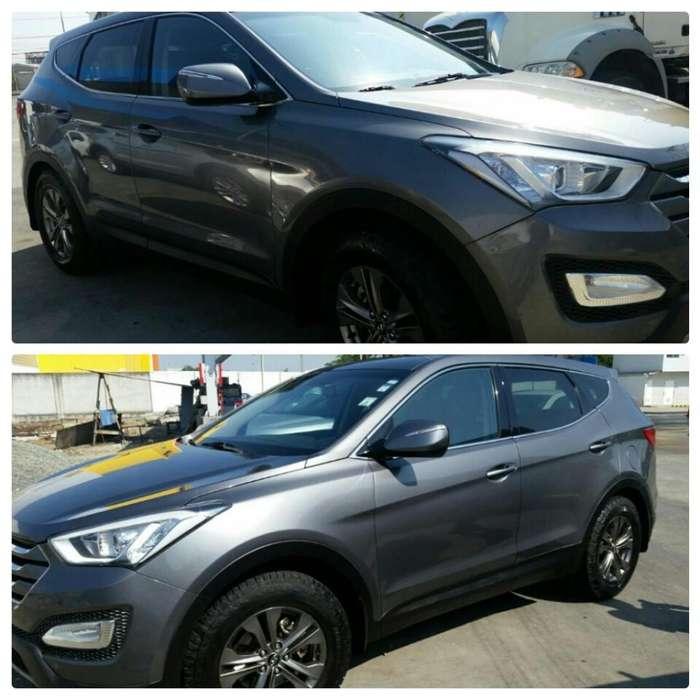 Hyundai Santa Fe 2013 - 170000 km