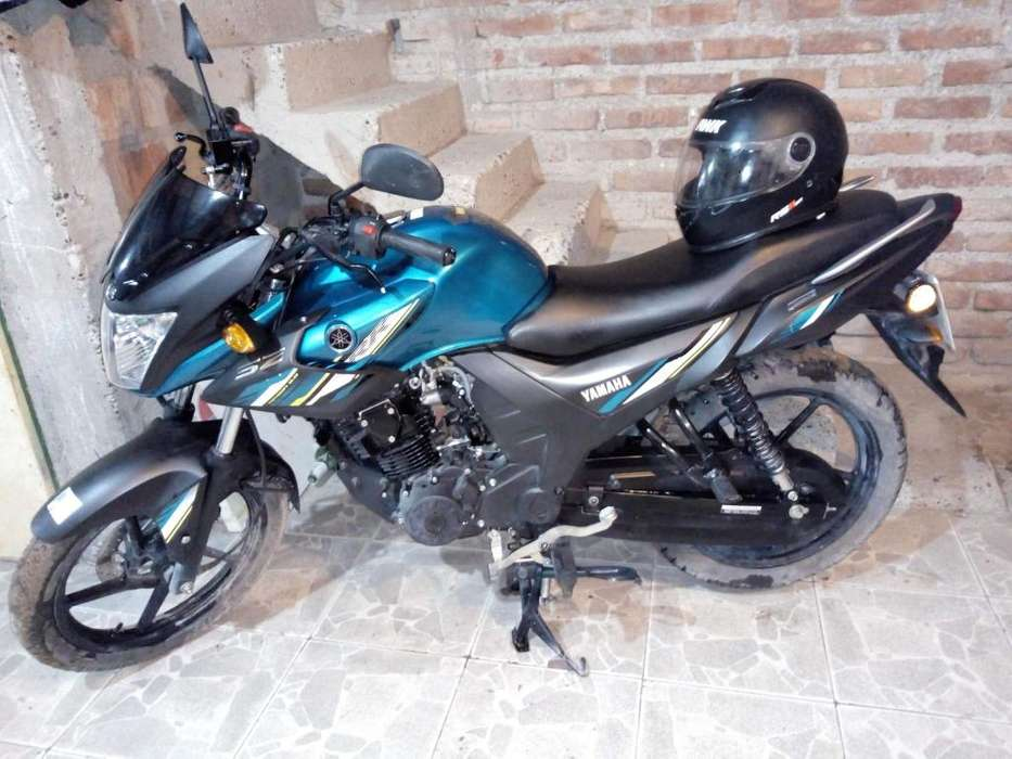 Yamaha SZ 150R