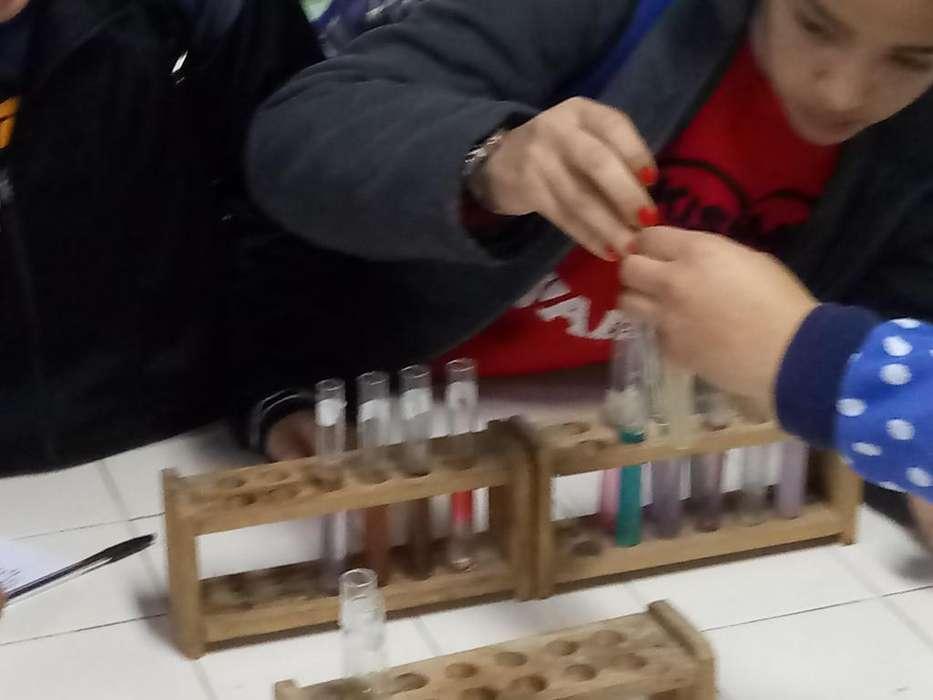 Enseñanza de matemática, física y químicasecundario