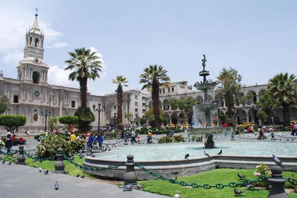 Arequipa viaje para escolares , turismo viaje de promoción. Agencia de viaje Tour Peruano