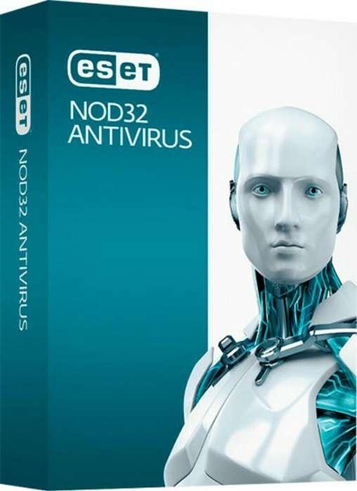 Antivirus Eset Nod32 Licencia X 2 Años