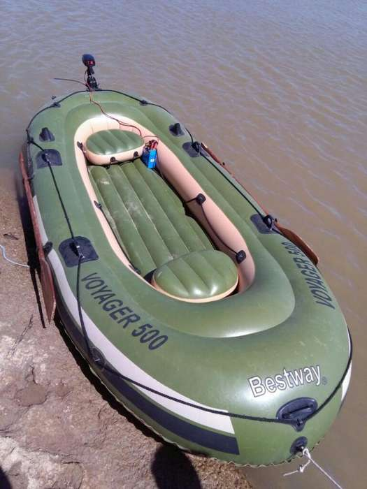 Vendo Bote Inflable
