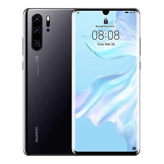 Celular Huawei P30 Pro 256gb Negro - Amber -