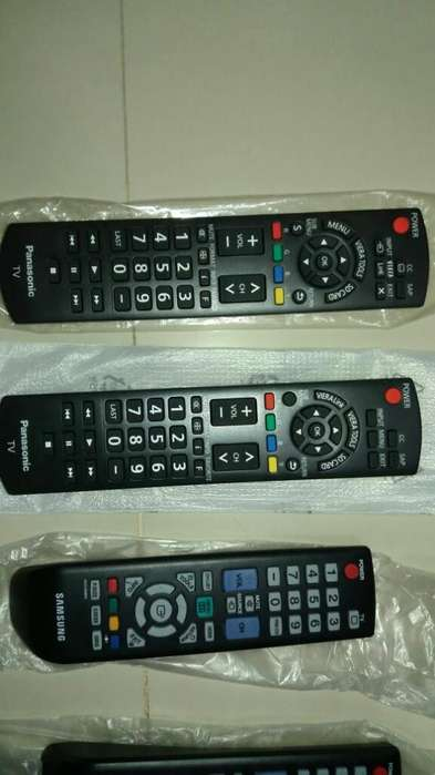 Controles para Tv Originales