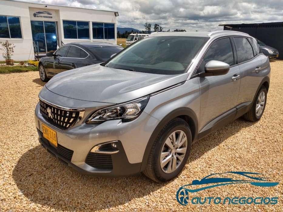 Peugeot 3008 2019 - 6610 km