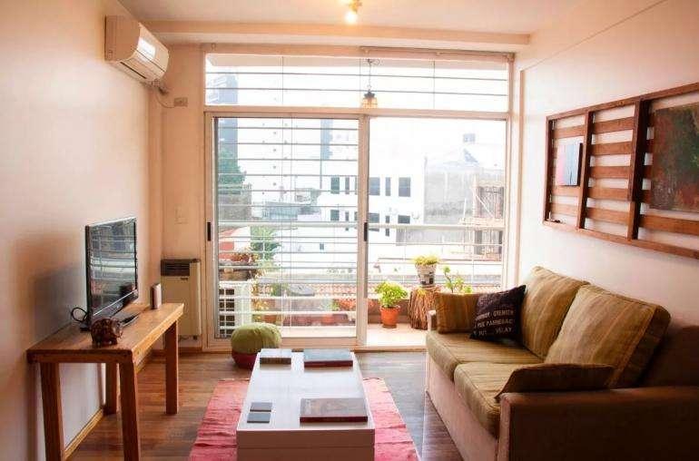 Alquiler Temporario 2 Ambientes, Manuela Pedraza 3700, Coghlan