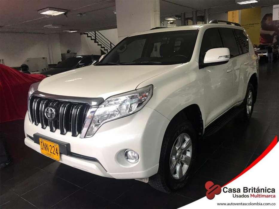 Toyota Prado 2015 - 78219 km