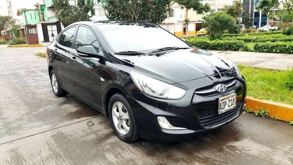Hyundai Accent 2015 - 78000 km