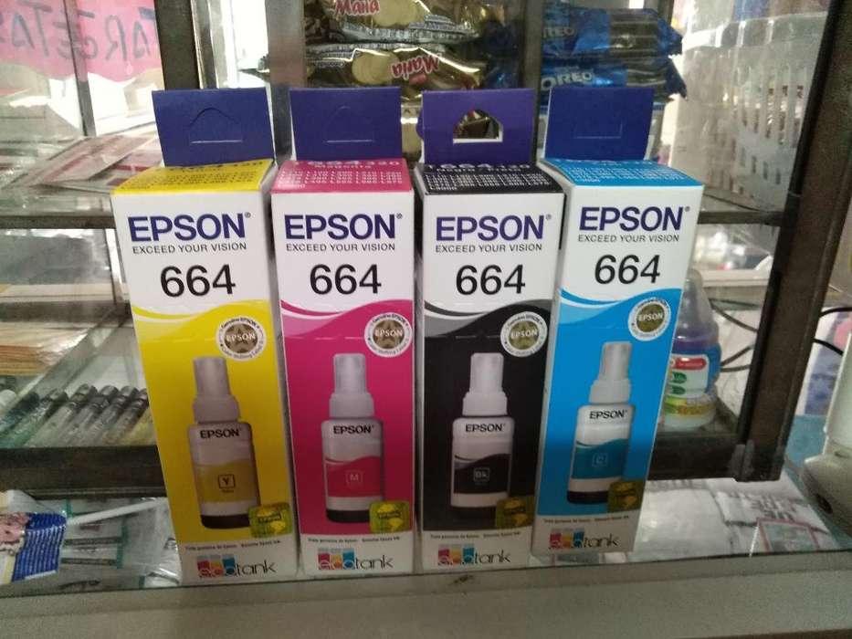 Tinta Original Epsom