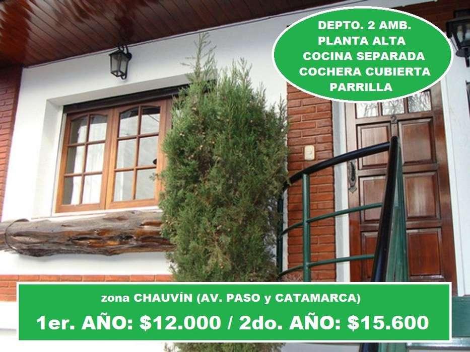 CHAUVÍN (PASO Y CATAMARCA) ALQUILER 24 MESES MAR DEL PLATA