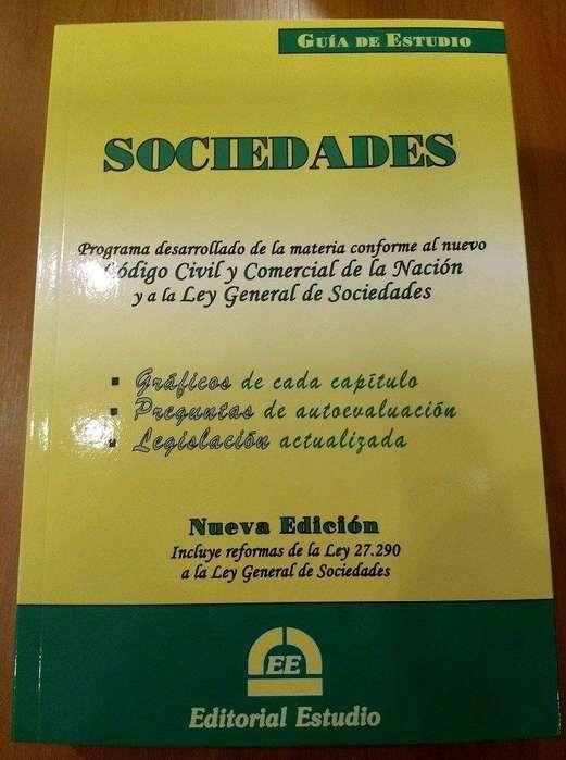 Guía de Estudio - Sociedades