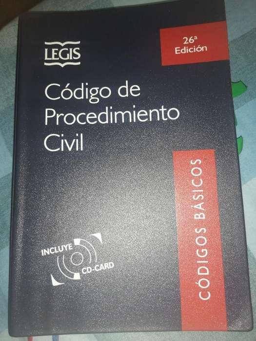 Código de Procedimiento Civil Legis