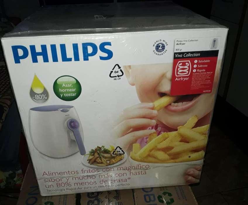 Freidora Philips Airfryer sin Aceite