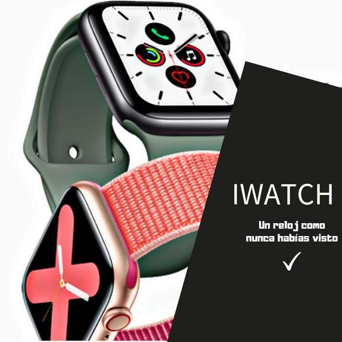 DOMICILIO 0. iWatch S5 NEW, Reloj Apple Series 5 ... Detector de caídas. Watch S4 S3