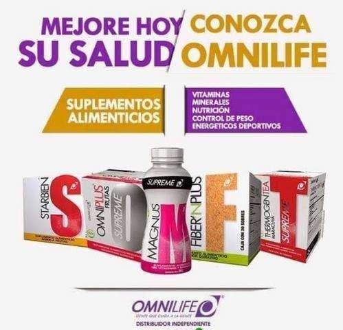 Productos Omnilife- Distribuidor Mercantil Independiente