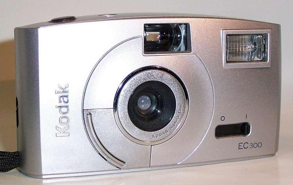 Camara Kodak Ec300 35mm
