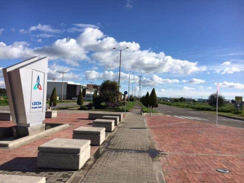 Cod. ABIRE5166 Bodega En Arriendo/venta En Funza Celta Trade Park