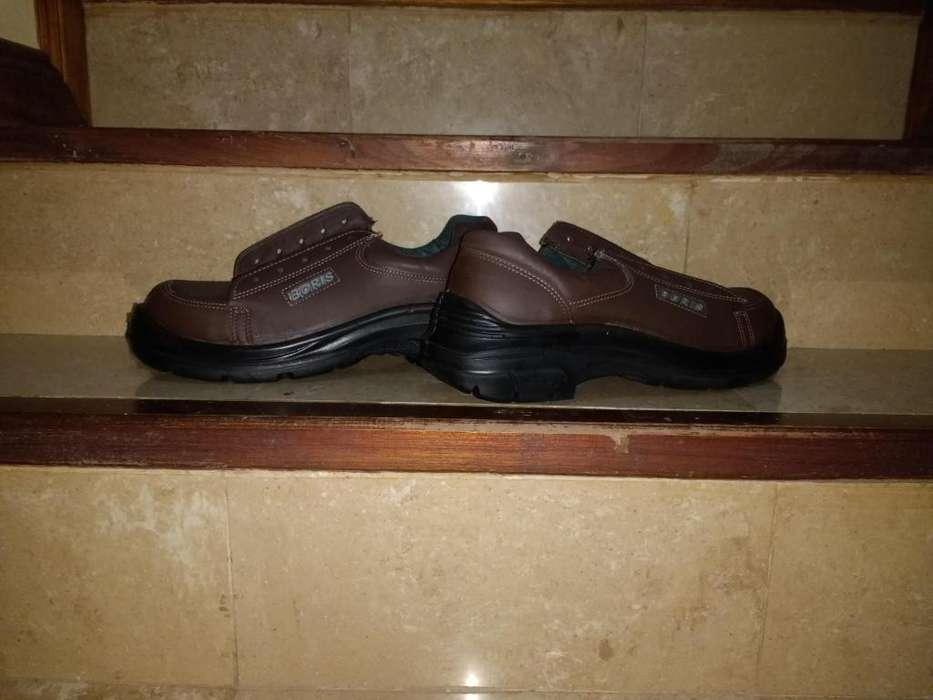 Zapato de seguridad N 42