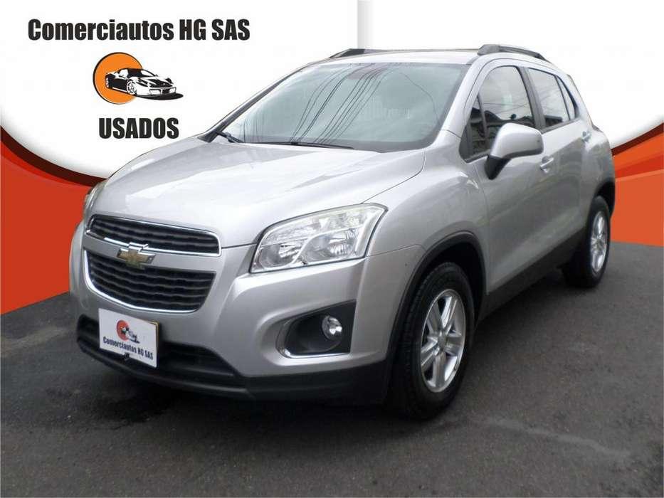 Chevrolet Tracker 2015 - 91000 km