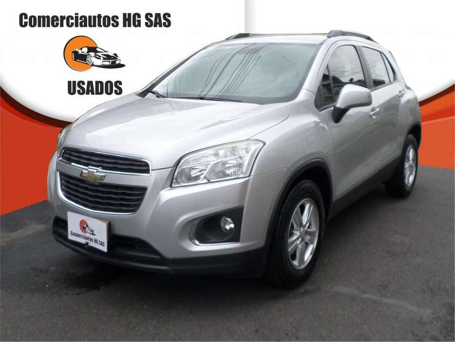 Chevrolet Tracker 2015 - 91000 km
