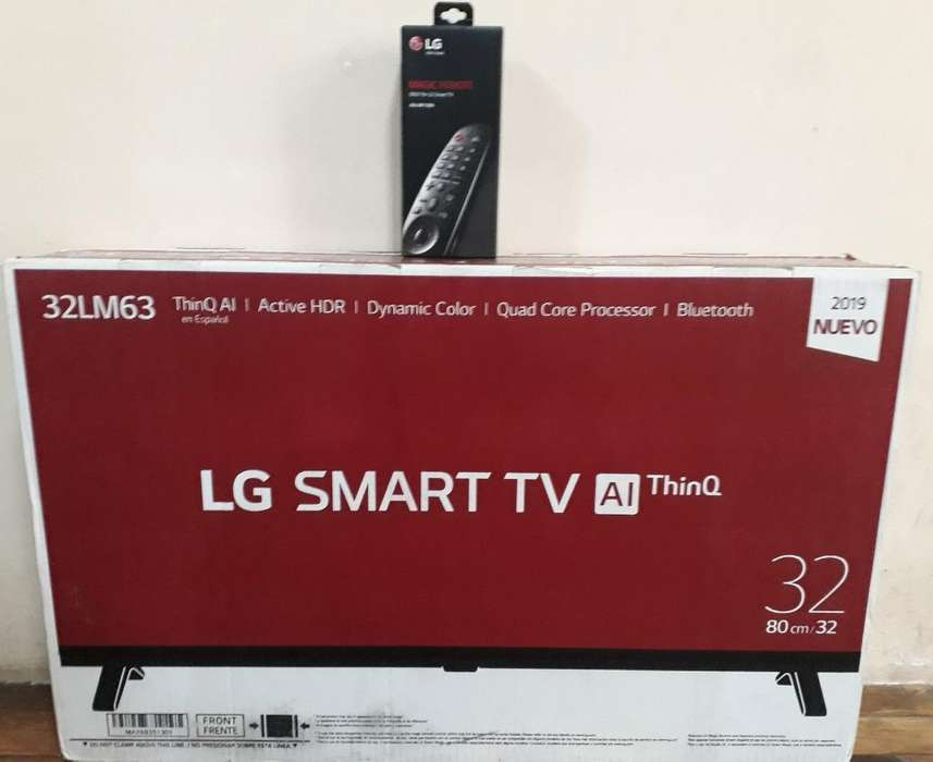 Led Lg Smart Tv 32 Magic Control