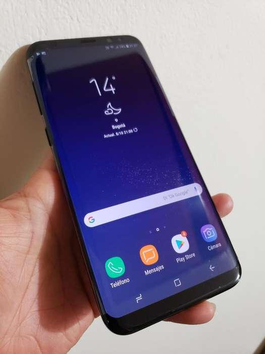 Vendo O Cambio Samsung S8 Plus