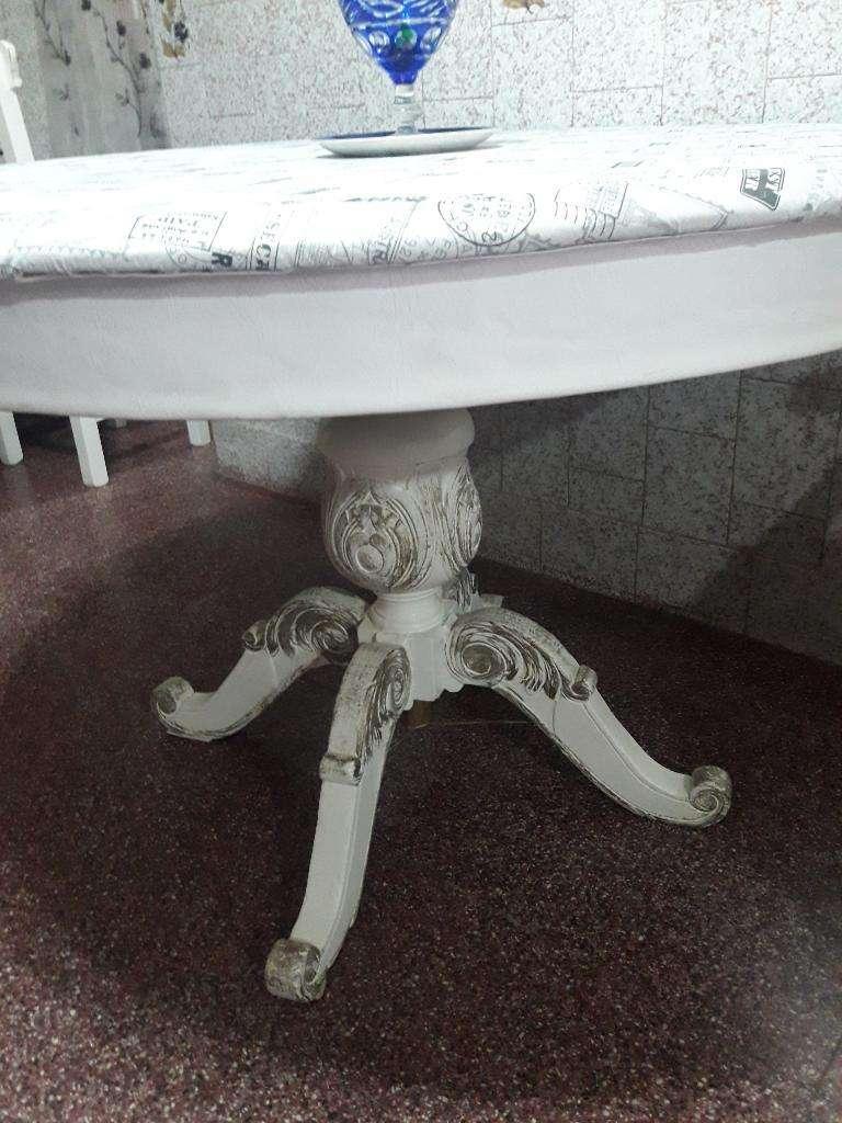 Blancos Mesa Sillas Dormitorio Toilet