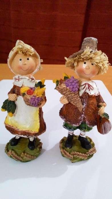 Muñecos de cera