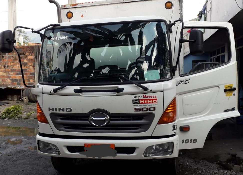 Camion Hino Fc 2015