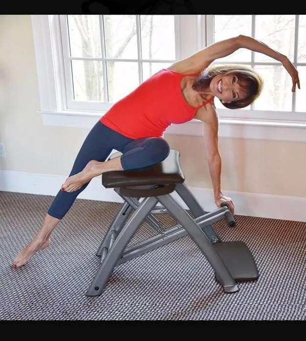 Vendo Silla Ejercitadora Malibu-pilates