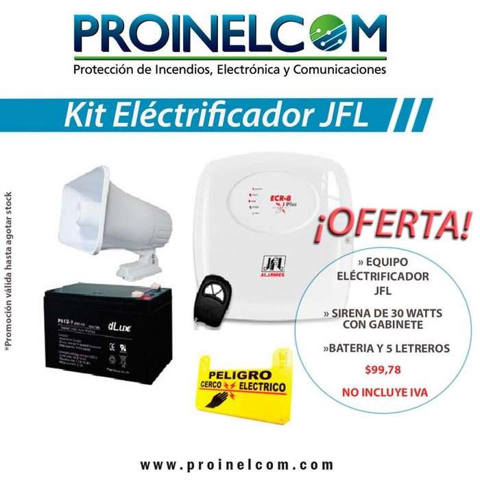 Kit Eléctrificador JFL