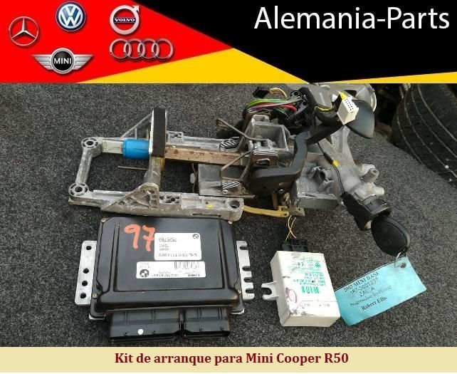 Kit de arranque para Mini Cooper R50 Mecanico 2002, 2003, 2004, 2005, 2006
