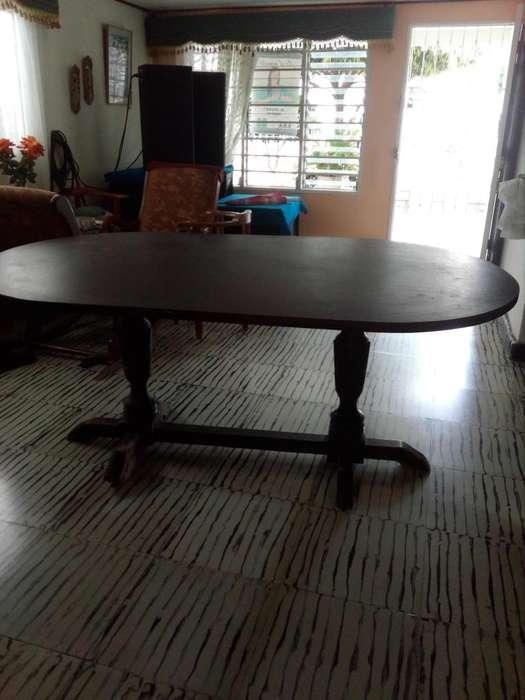 mesa de comedor de 6 puestos