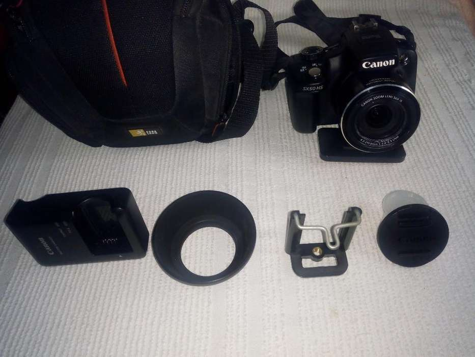 Peemuventa Canon Sx50 Hd Zoom 50x Focal