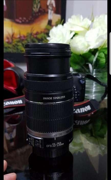Teleodjetivo Canon 55-250mm