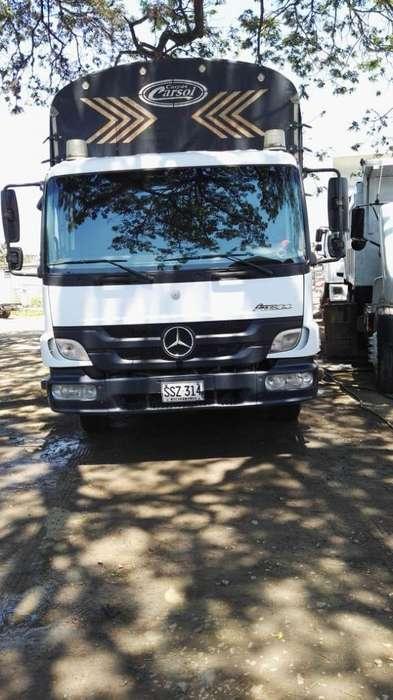 CAMION MERCEDEZ 2012 CALI