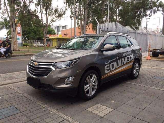 Chevrolet Equinox 2019 - 2207 km