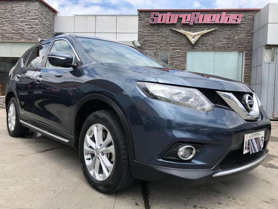<strong>nissan</strong> X-Trail 2015 - 79700 km