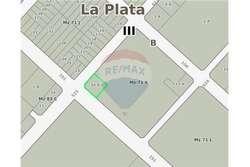 Lote en venta en esquina en La Plata