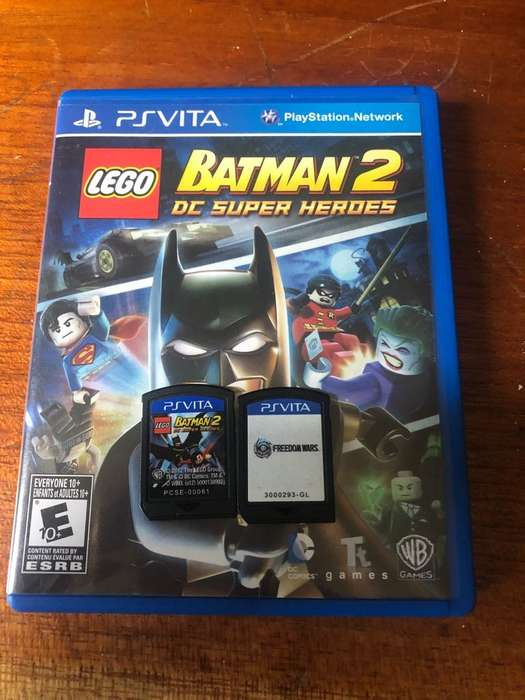 Batman Lego 2 Y Freedom Wars