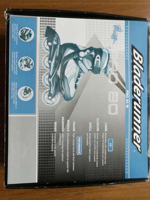 Bladerunner Pro 80 W