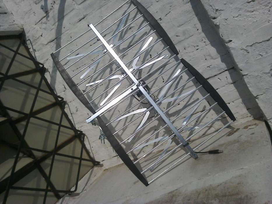 antena digital y de aire nueva WILDE