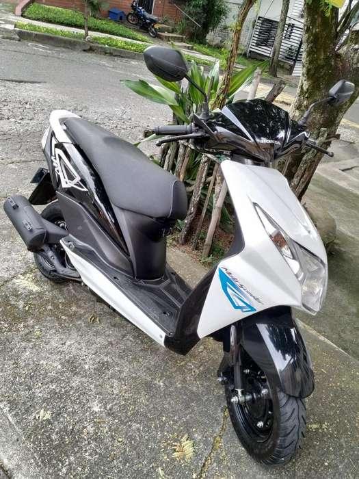 Moto Dio 110