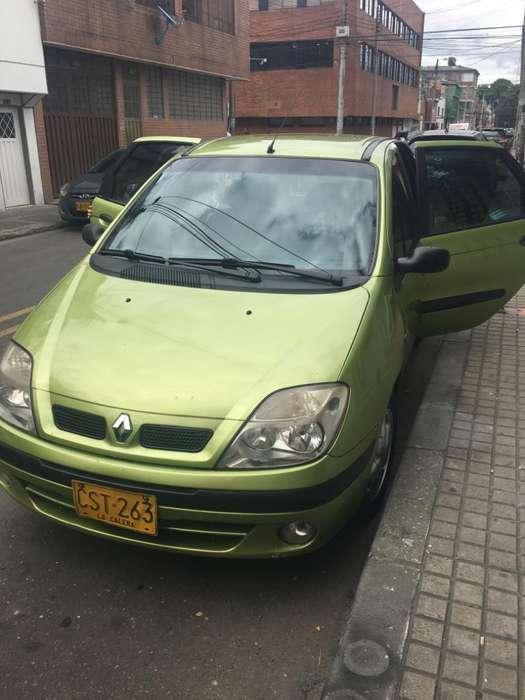 Renault Scenic  2001 - 112600 km