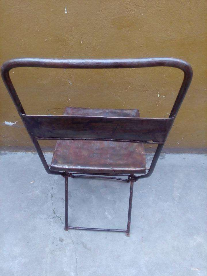 Silla Vicente Antigua Plegable Antigua Plegable Silla San ul1KTJ3Fc
