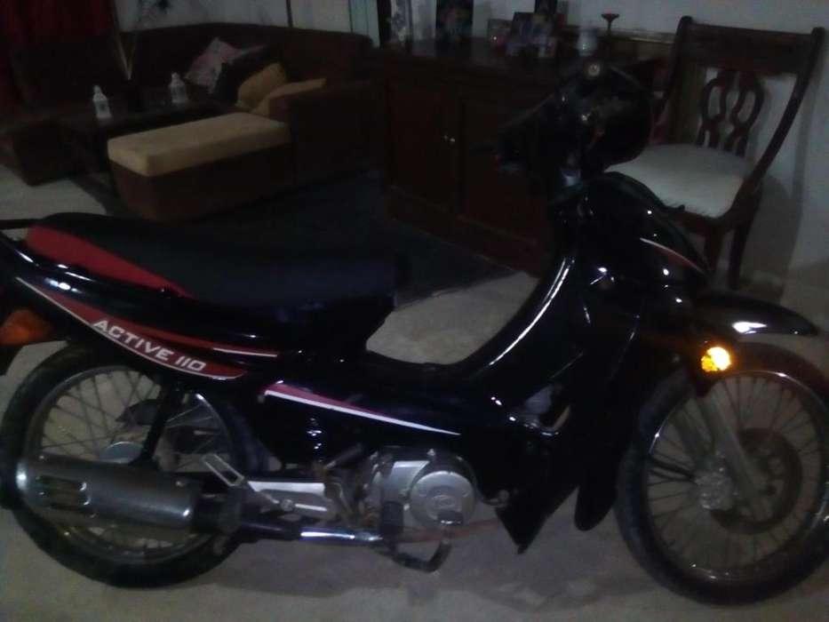Kimco Auteco 110