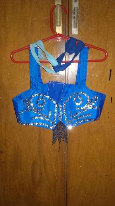 Vendo <strong>traje</strong> de Danza Árabe para Niña