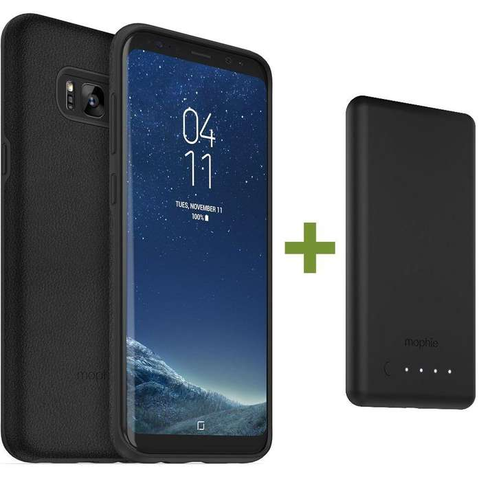 Mophie Estuche Bateria Samsung S8 NORMAL