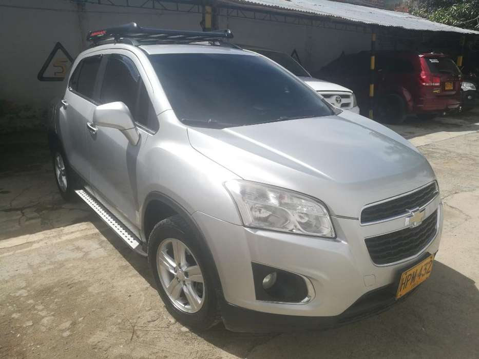 Chevrolet Tracker 2014 - 77000 km