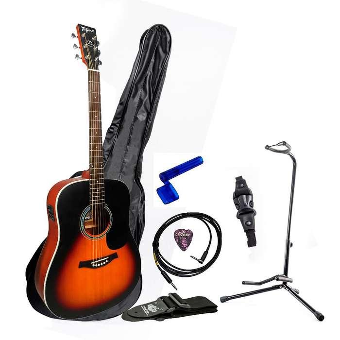 2 Combo <strong>guitarra</strong> Tagima TW25 Electroacustica base 6 acceso MusicBoxColombiaHasta 30% Dto en productos seleccionados!